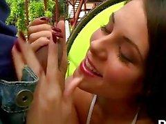 Melanie Memphis the Wild Hungarian Beauty 7 days of pleasure - Scene 3