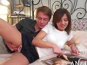 hot teen loves the tender loving from her boyfriend