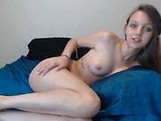 Small Tit Nubile In Sexy Striptease