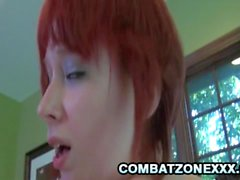 Zoey Nixon - The RedHead Red Hot Teenager