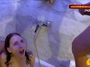Super hot Amateur babe Lia-Louise Piss bath - 666Bukkake