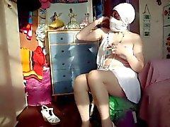 Arabic hot teen shemale feet video