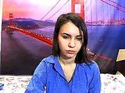 Amateur young lesbian webcam