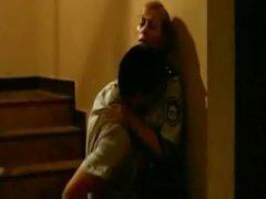 Milf El Bonaerense Policia Argenta Famosa Mimi Ardu Cogiendo con su Compañero