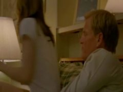 Celebrity Actress Alexandra Daddario First time Nude Sex Scene in True Detective