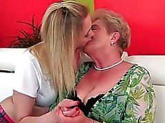 Grannies and Pretty Teens Love Compilation