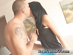 Tight french girlfriend bigcock part6