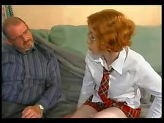 STP3 Tutor Persuades His Nervous Student To Fuck !