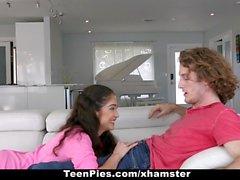 TeenPies - Desperate Teen Gets Surprise Creampie