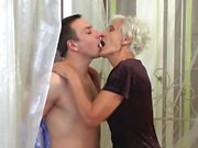 Hot taboo sex with grannies and sexy mothers