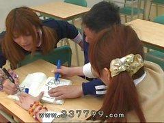 Japanese Slave School