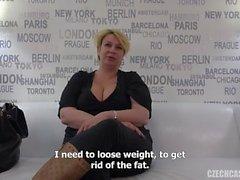 Czech Stepmom Casting - Mature Mirka