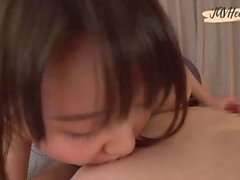 Aika Yumeno gets fucked in tank top
