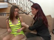 Disobedient daughter and mom become closer