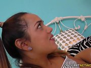 Daddy Wants Her Daughter Esperanza Del Horno Tries BBC Anal