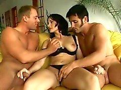 Adele Wiesenthal threesome