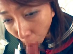 Japanese hot slut loves cock fucking