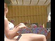 Panties shaking ass brunette teen bikini hidden spy cam