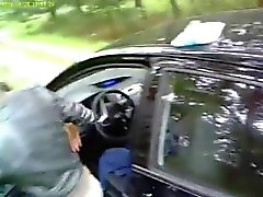 Romanian Gipsy Teen Hooker Public Blowjob