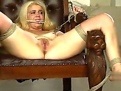 Busty cowgirl anal crying