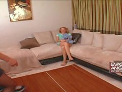 Family Kink - Slutty Mother & Horny Daughter Share BBC