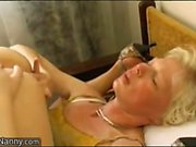 OldNanny Sexy granny mature and sexy young girl
