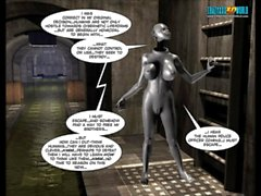 3D Comic: Dominion 7