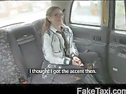 FakeTaxi - Petite Australian with a tight ass