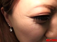 Italian wife handjob swallow