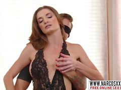 Compelling Stepmom Silvia Saige In Stockings Anal