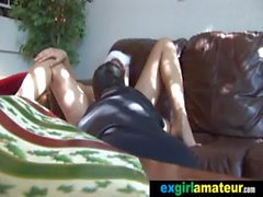 Sexy Girl Love Hardcore Fuck On Tape video-34