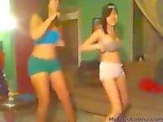 Teens Dancing Sensually latina cumshots latin swallow brazilian mexican spanish