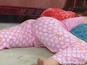 Sleep Tushy 1