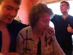Saggy Granny Young Cocks -