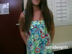 Ashley calendar audition - netvideogirls !