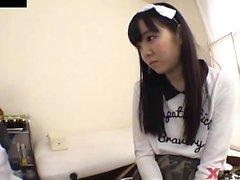 Vaginal examination teen Japanese Part 2 on Asianteenx