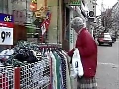 Granny fucking young boy