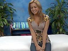 Big boobs anal gape