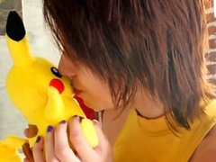 Teen creampied by pokemon