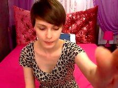 Webcam masturbation super hot pregnant teen dancer