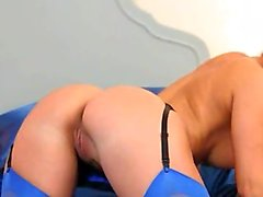 super sexy brunette in my room