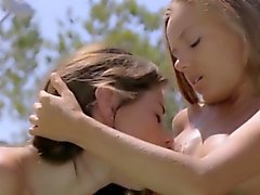 serbian teen chicks play secret love and eating bodies