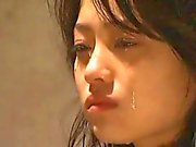 Asian Babe is a slave in prison