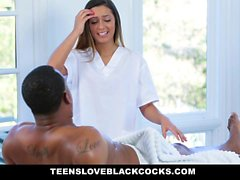 TLBC Hot Teen Seduces Step-Dad With Massage