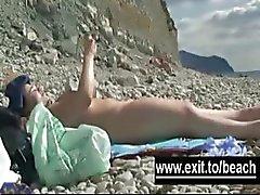 Secret Amateur Nude Beach Footage