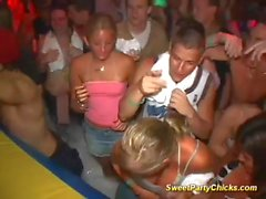 wet college teen party