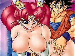 Sailor Chibi Moon orgies