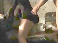 Amateur young wife doggystyle