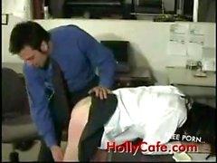 dr spanked porn