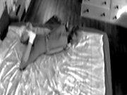 19 yo babysitter watches porn and humps hand hidden cam